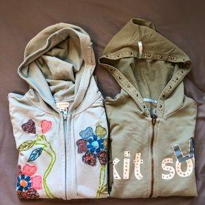 Girls Sweatshirt Set of 2